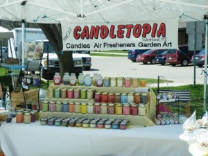 Candletopia Soy Candles