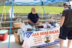 Jar Head Salsa Wayne Farmers Market