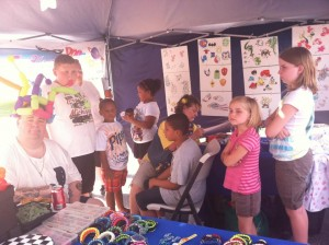 Facepainting - kids event